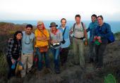 Cursos de campo para la investigación científica: más que excursiones al aire libre