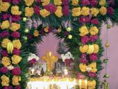 Flor del día de muertos, hechos, ornato y sus misticisismos